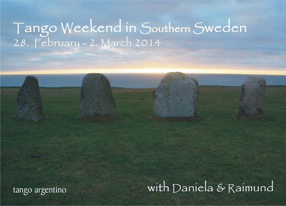Tango Weekend with Daniela and Raimund
